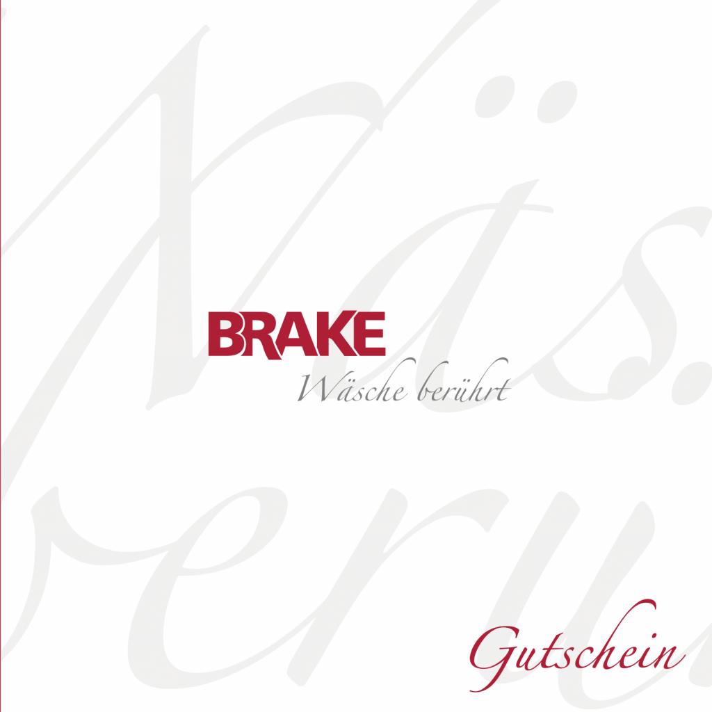 Brake-Gutschein